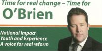 Senator Darragh O'Brien )