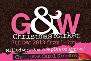 Gilbert & Wright Christmas Market )