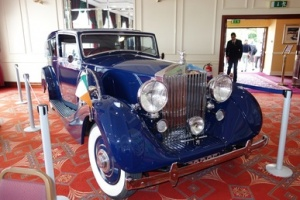 Annual Malahide Classic and Vintage Motor Show)