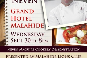 NEVEN MAGUIRE COOKERY DEMONSTRATION & FOOD FAIR)