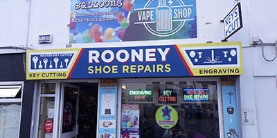 Malahide Balloons & Shoe Repairs Shop image