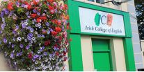 Irish College of English image